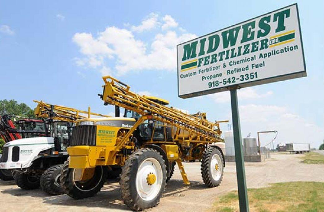 Mid-West Fertilizer расширит рынки сбыта