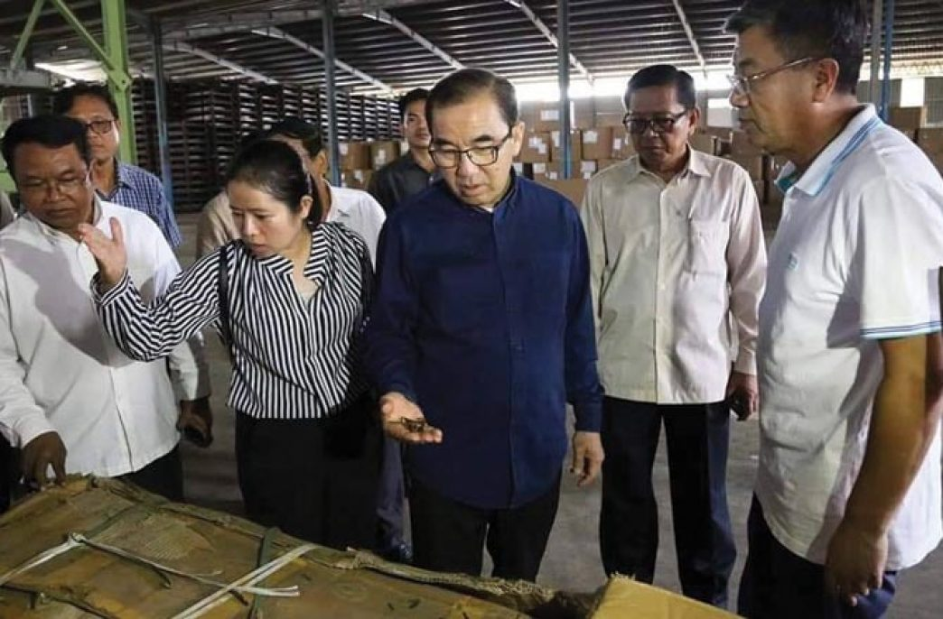 Hameinivin Investment расширяет бизнес в Камбодже