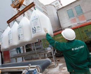 Производство удобрений в России падать не желает