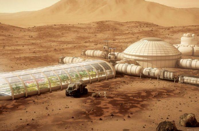 Ученые оценили возможности почв Марса и Луны