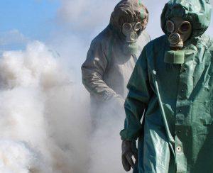 Совхоз имени Тельмана устроил «аммиачную атаку»