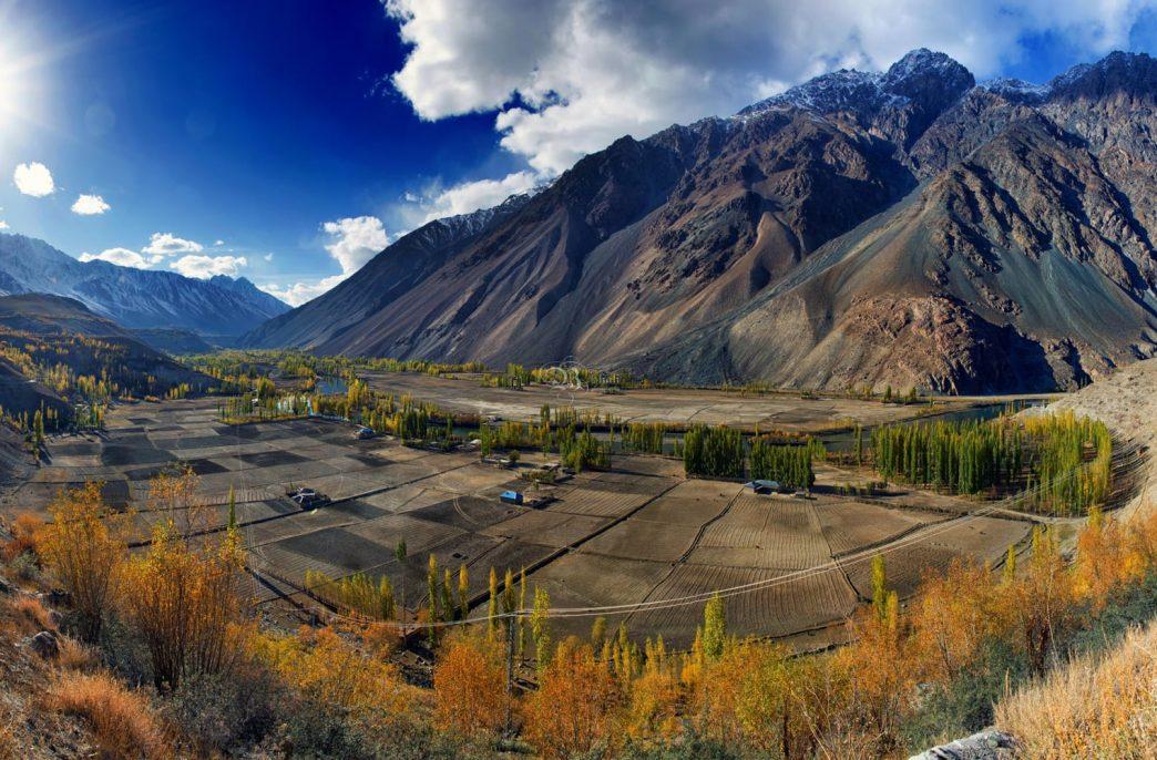 В Пакистане разработано новое удобрение