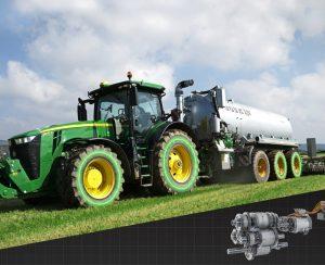 John Deere идет в умное земледелие
