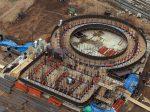 «Тольяттиазот» продолжает строительство нового агрегата карбамида