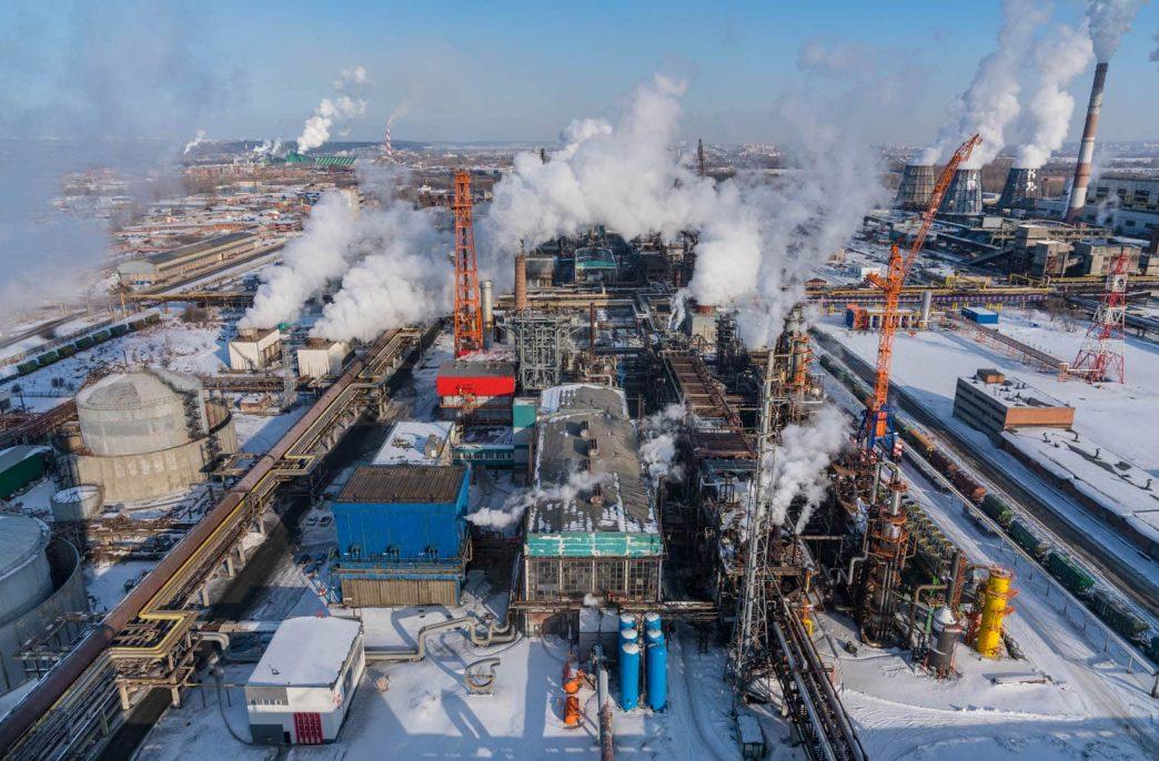 Кемеровский «Азот» вложит в перевооружение 7,4 млрд. руб.