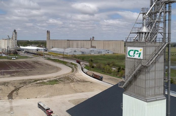 Cooperative Producers восстанавливает терминал удобрений