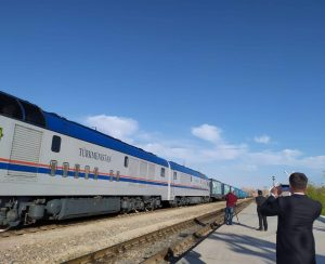 Гарлыкский ГОК приступил к экспорту в Китай
