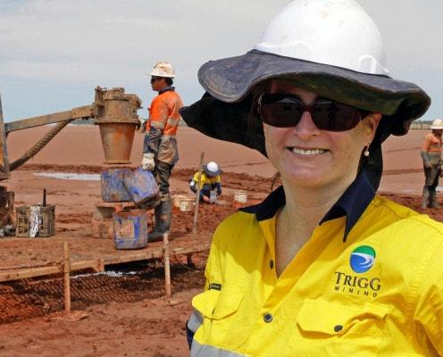 Trigg Mining расширяет геологоразведку