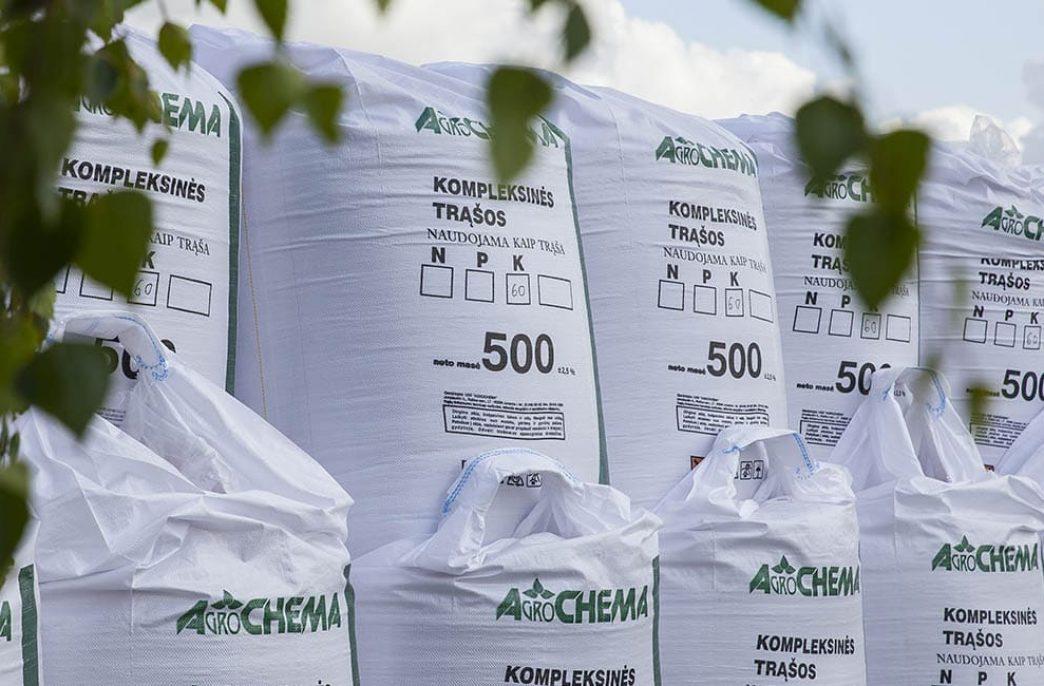 Achema и Lifosa боятся потерять украинский рынок