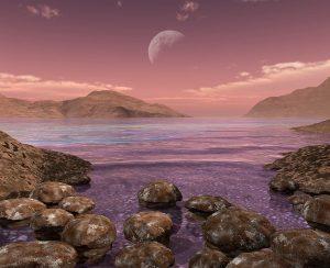 Жизнь на Земле могла зародиться благодаря фосфору