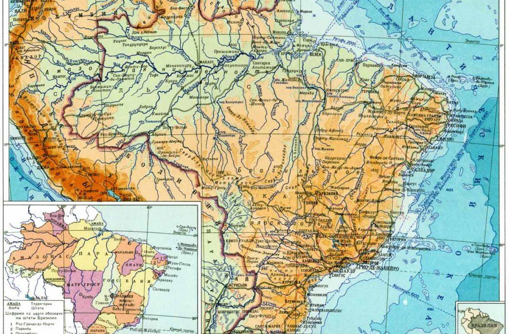 В Бразилии может начаться калийный мега-проект
