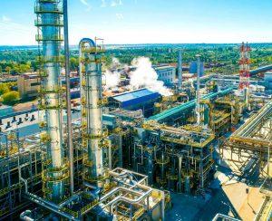 В США построят мощный аммиачный завод