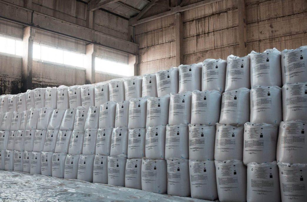 «Акрон» сократил производство сложных удобрений