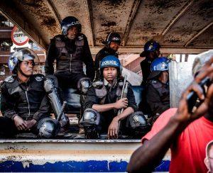 В Зимбабве возник коллапс