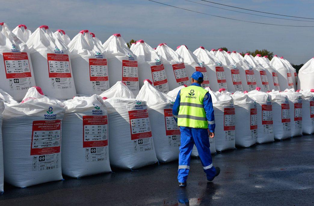 На мировом рынке дорожают фосфорные удобрения