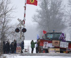 В Канаде забастовки мешают доставке агрохимикатов