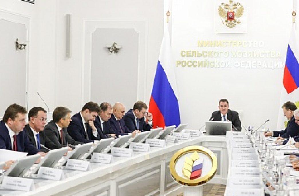 Министерство сельского хозяйства России следит за рынком удобрений