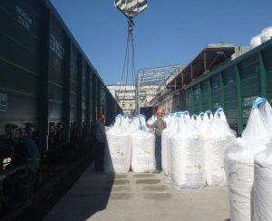 РЖД установила льготный тариф для карбамида из Туркменистана