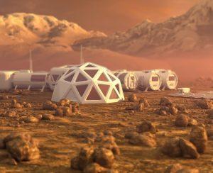 Урина поможет колонистам на Марсе