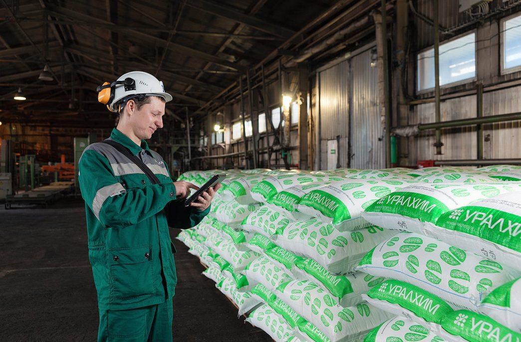 Продажи «Уралхима» на внутренний рынок увеличились на 19%
