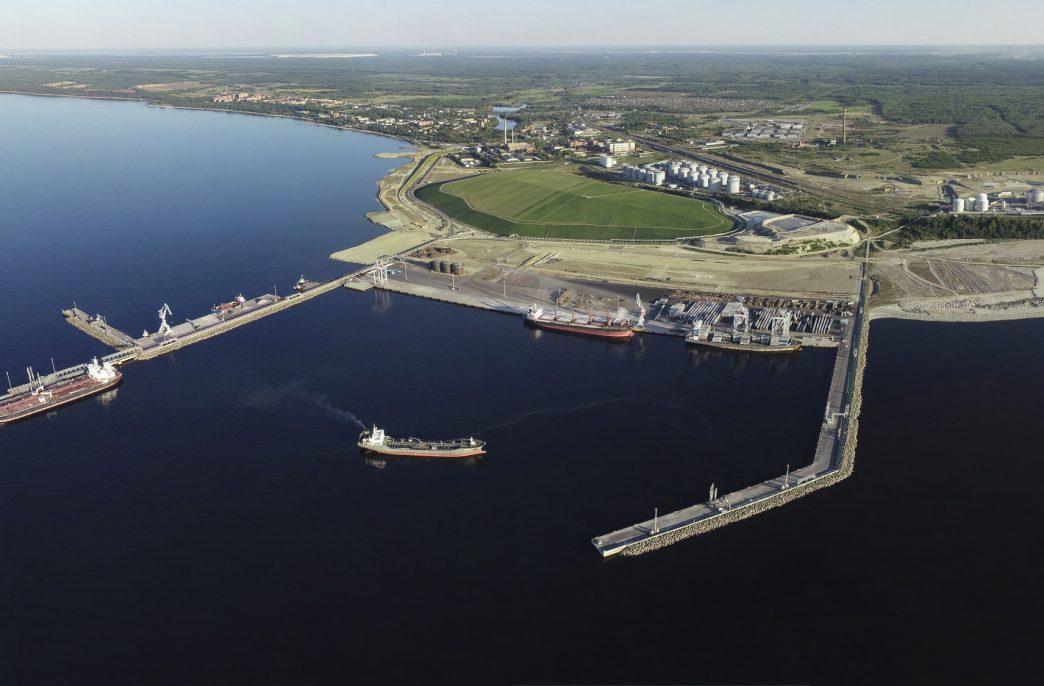 «ЕвроХим» запустил терминал в Эстонии