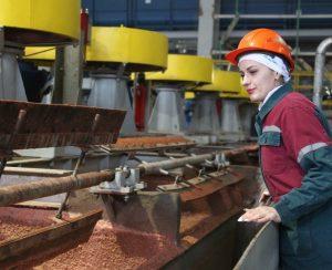 Петриковский ГОК произвел первую продукцию