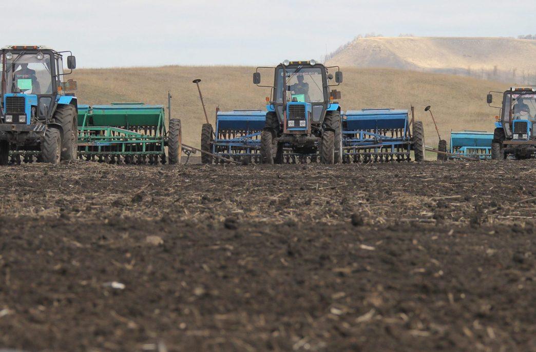 В Башкортостане удвоилась заготовка агрохимикатов