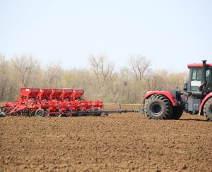 В Саратовской области внесут 68 тыс. тонн удобрений
