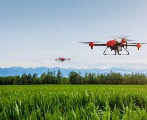 В Китае увеличился спрос на дроны