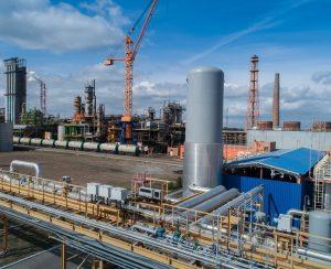 Кемеровский «Азот» построит две новые установки