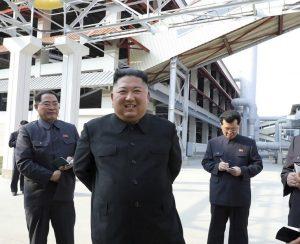 В Северной Корее запущен завод «удобрений Чучхе»