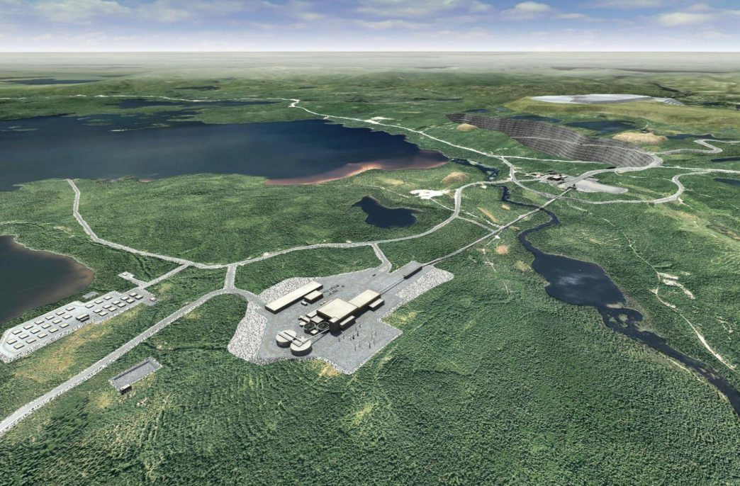 Arianne Phosphate продолжает реализацию Lac a Paul