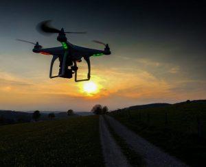 XAG выпустила дрон для ночного сева