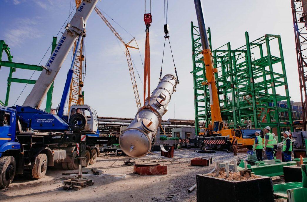Кемеровский «Азот» продолжает перспективный проект