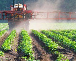 В России выросло производство средств защиты растений