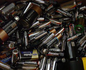 Старые батареи пустят на удобрения
