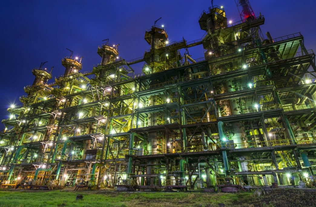 КЧХК провел ремонт в цехе азотной кислоты