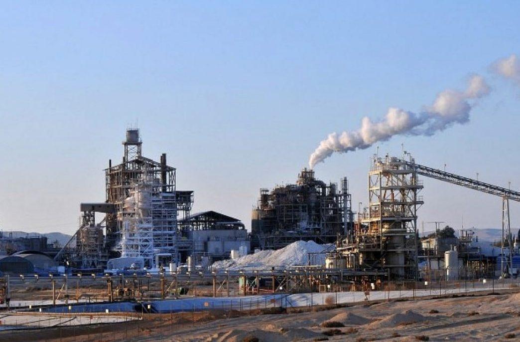Israel Сhemicals поставит в Китай 910 тыс. тонн хлористого калия