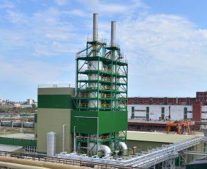 КЧХК отремонтировал производство нитрата кальция