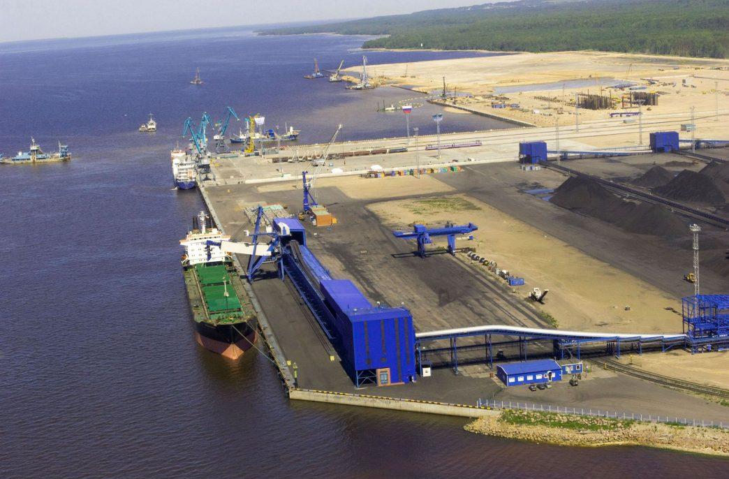 «ЕвроХим» построит терминал в Усть-Луге