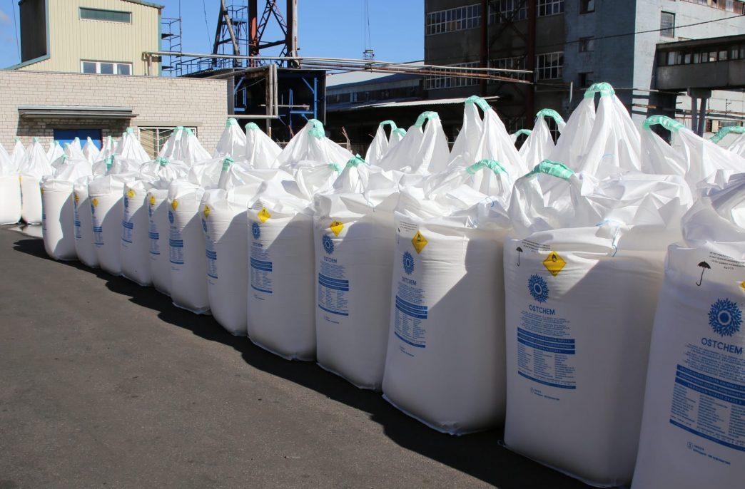 Рынок агрохимикатов на Украине может вырасти до 7-8 млн. тонн