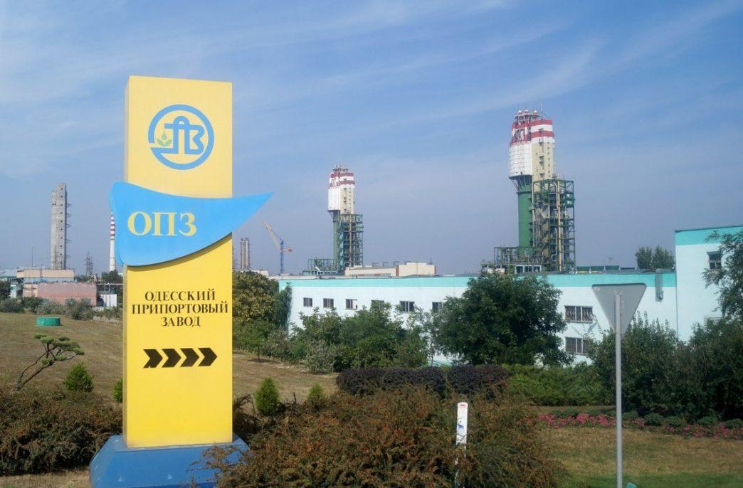 Одесский припортовый завод расширяет экспорт