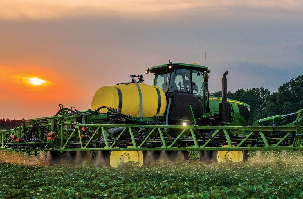 Выпуск пестицидов в России набирает обороты