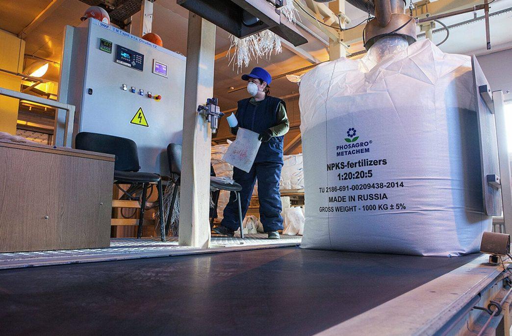 «ФосАгро» ожидает рост производства на 6%