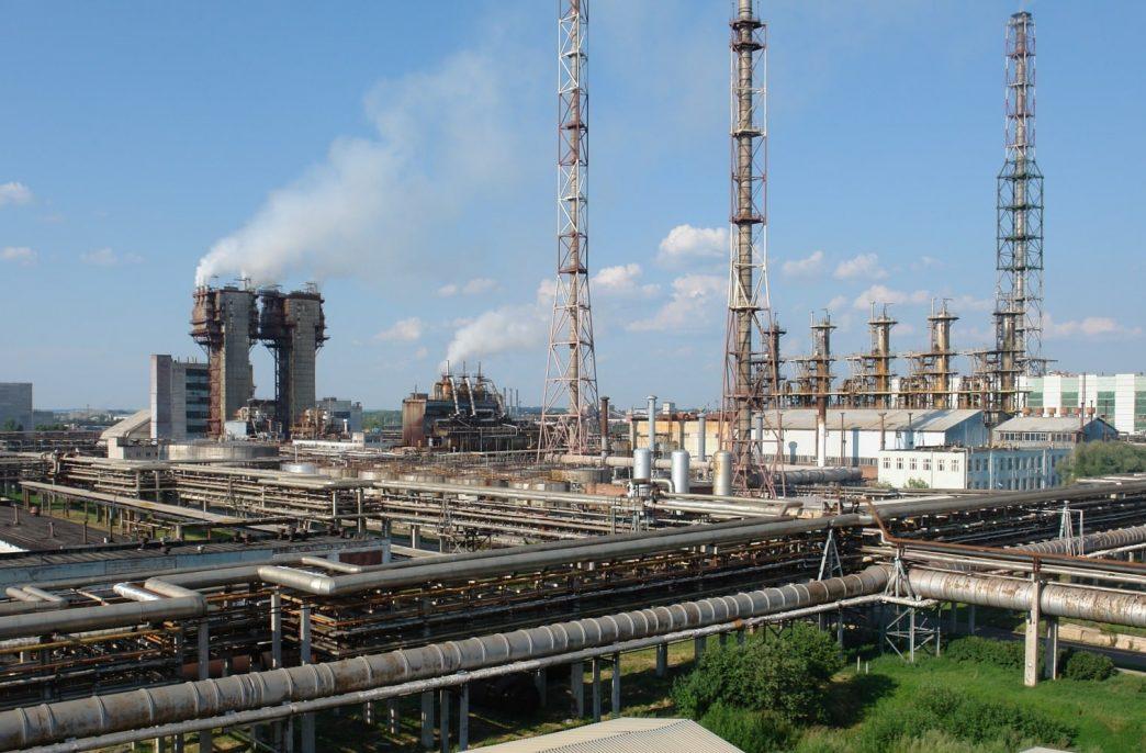 Загрязнение Камы привело к остановке березниковского «Азота»