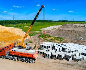 «Щекиноазот» не остановил строительство нового комплекса