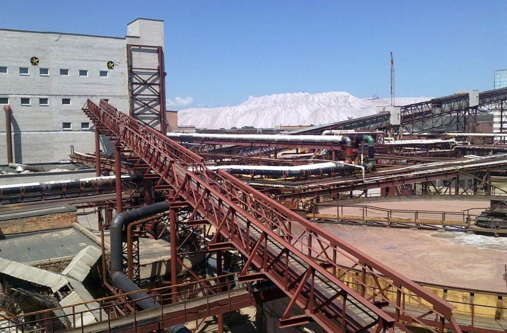 У «Беларуськалия» возникла проблема с производством