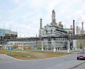 На «Тольяттиазоте» резко поднялось производство карбамида