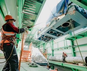 Кемеровский «Азот» скоро запустит новый цех
