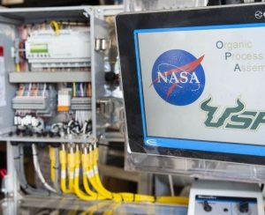 NASA протестирует систему утилизации отходов человека